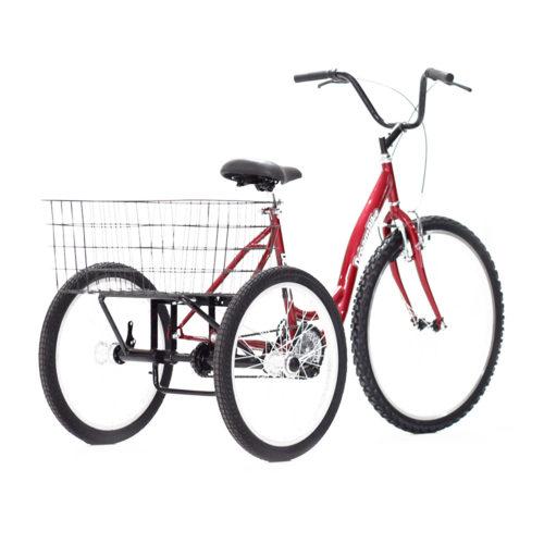 triciclo-rebaixado-vermelho-traseira