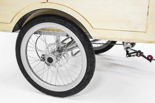 detalhe roda e paralama