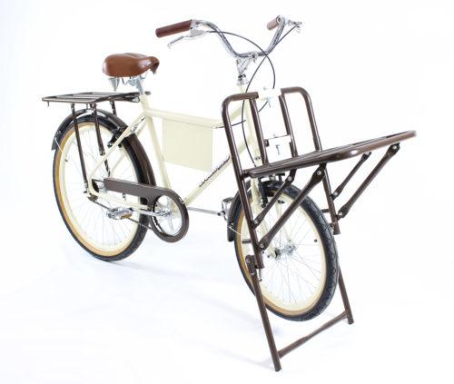 bicicleta cargueira retro