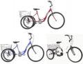 Triciclo Deluxe Rebaixado-