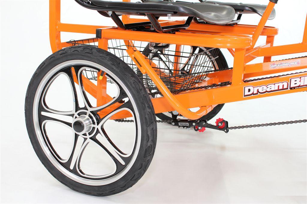 Triciclo Familia Dream Bike