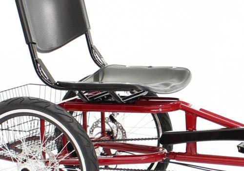 Triciclo Praiano